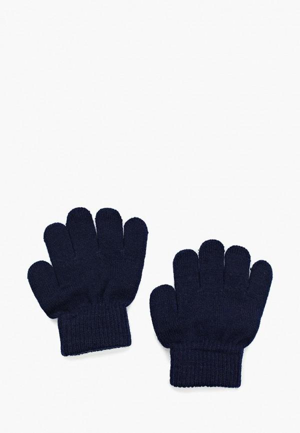 Купить Перчатки Button Blue, BU019DKWUE66, синий, Осень-зима 2017/2018