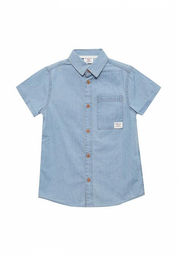 Рубашка джинсовая Button Blue Button Blue BU019EBAGHO1 button blue рубашка