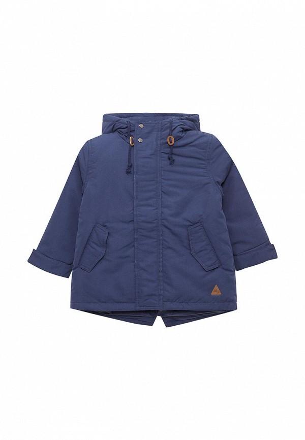 Купить Парка Button Blue, bu019ebaghr4, синий, Весна-лето 2018