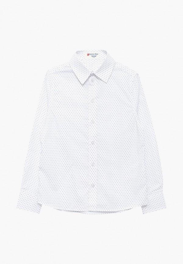 Купить Рубашка Button Blue, bu019ebbqeq8, белый, Осень-зима 2018/2019