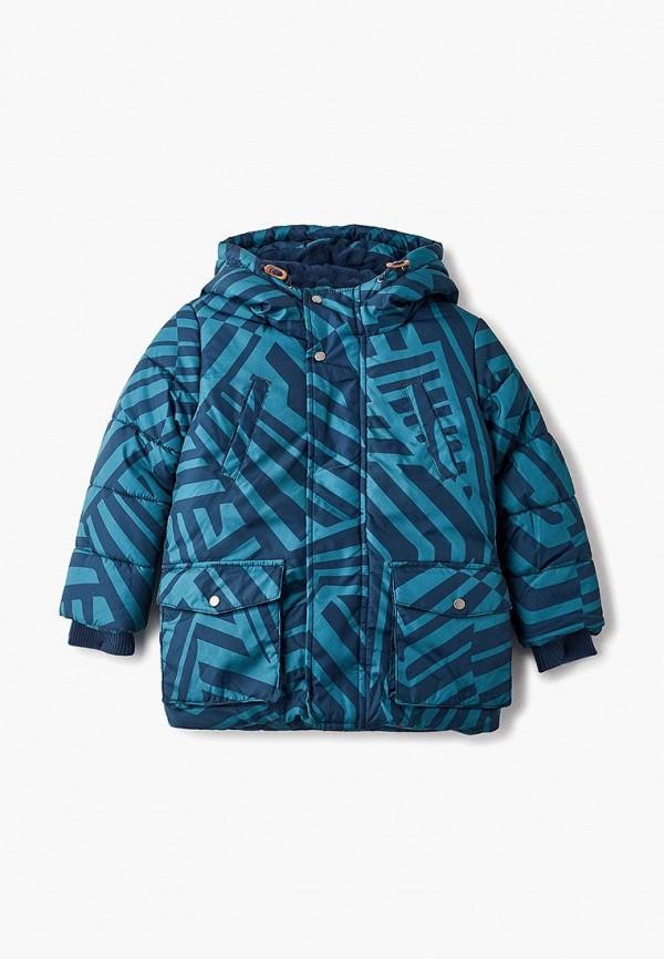 Куртка утепленная Button Blue Button Blue BU019EBCRSB5 surfanic куртка мужская утепленная swy1000 scout 8k l 1032 mighty blue