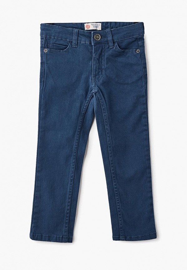 Купить Брюки Button Blue, BU019EBCRSC4, синий, Осень-зима 2018/2019
