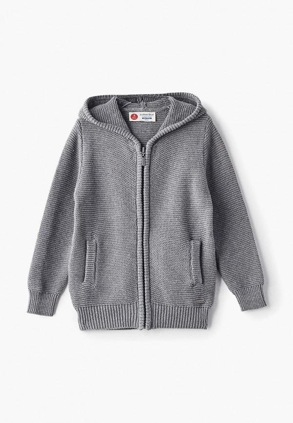 Купить Кардиган Button Blue, bu019ebecmf7, серый, Весна-лето 2019