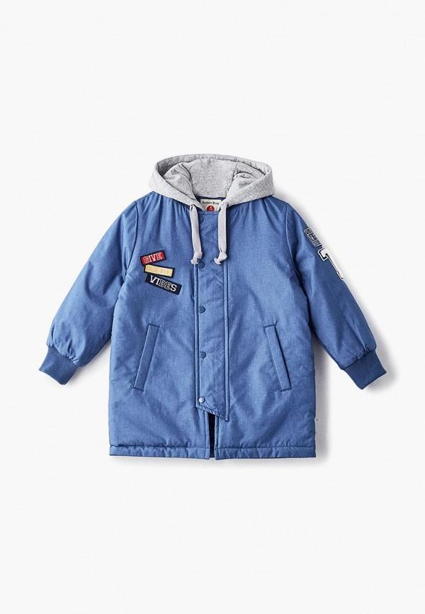 Куртка утепленная Button Blue Button Blue BU019EBECMG6 surfanic куртка мужская утепленная swy1000 scout 8k l 1032 mighty blue