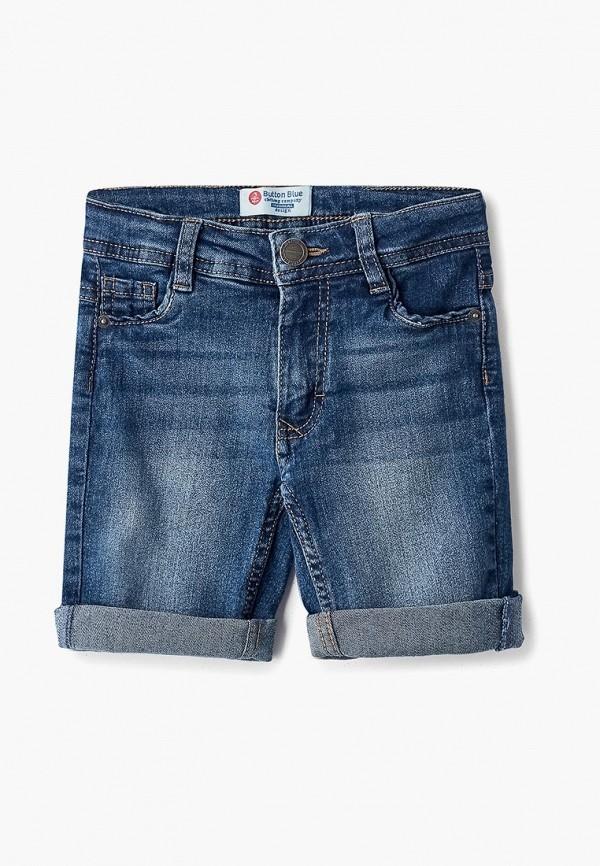 Шорты джинсовые Button Blue Button Blue BU019EBECMH9 button blue шорты джинсовые button blue для девочки