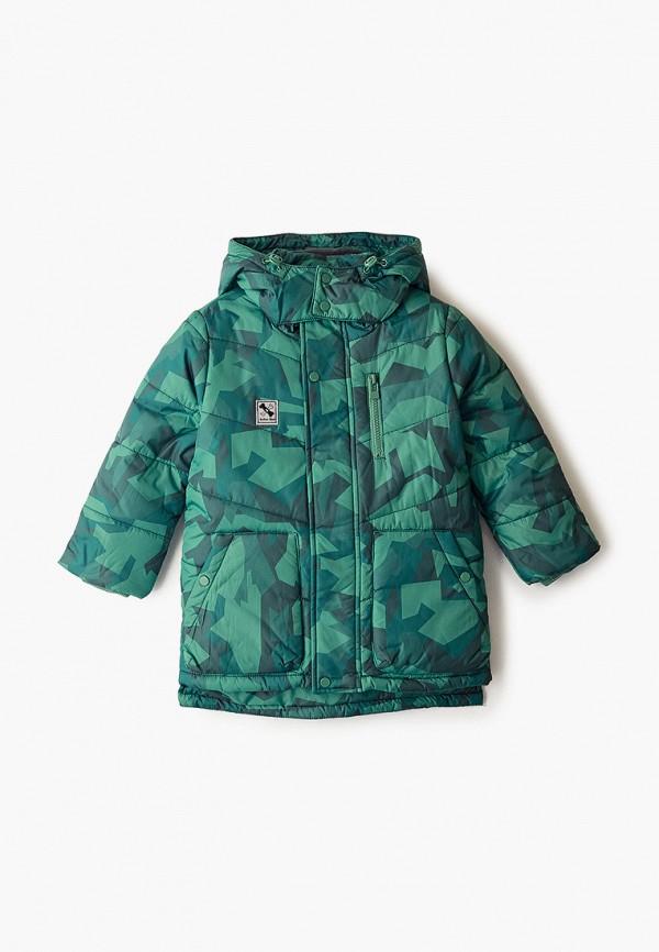 Фото - Куртка утепленная Button Blue Button Blue BU019EBFSMD1 куртка женская trussardi цвет темно синий 36s00158 blue night размер l 46 48