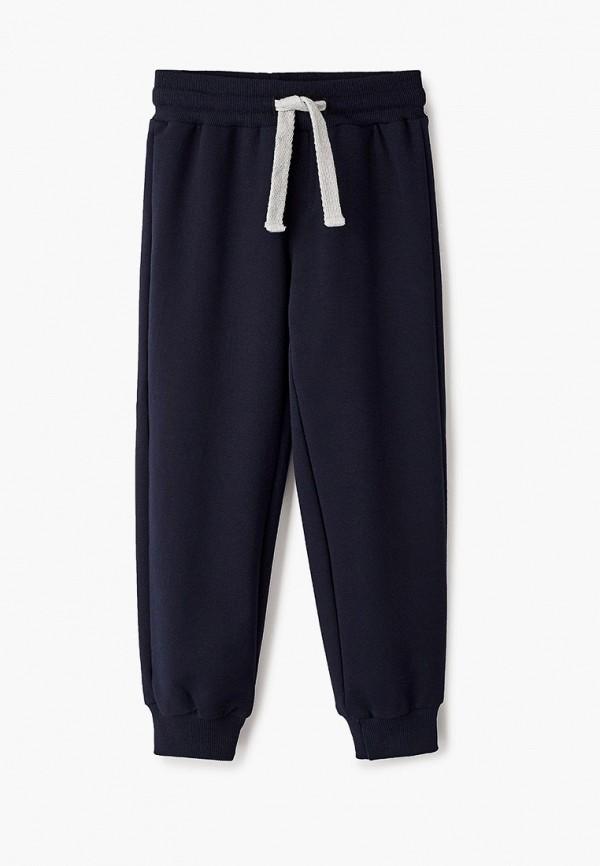 спортивные брюки button blue для мальчика, синие
