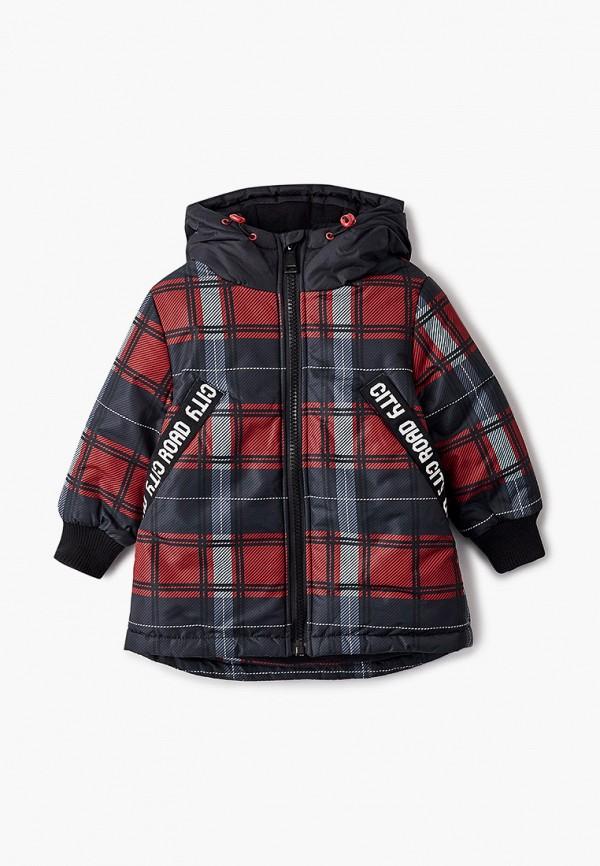 куртка button blue для мальчика, разноцветная