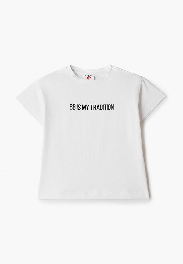 Футболка для мальчика Button Blue 121BBBB12010200