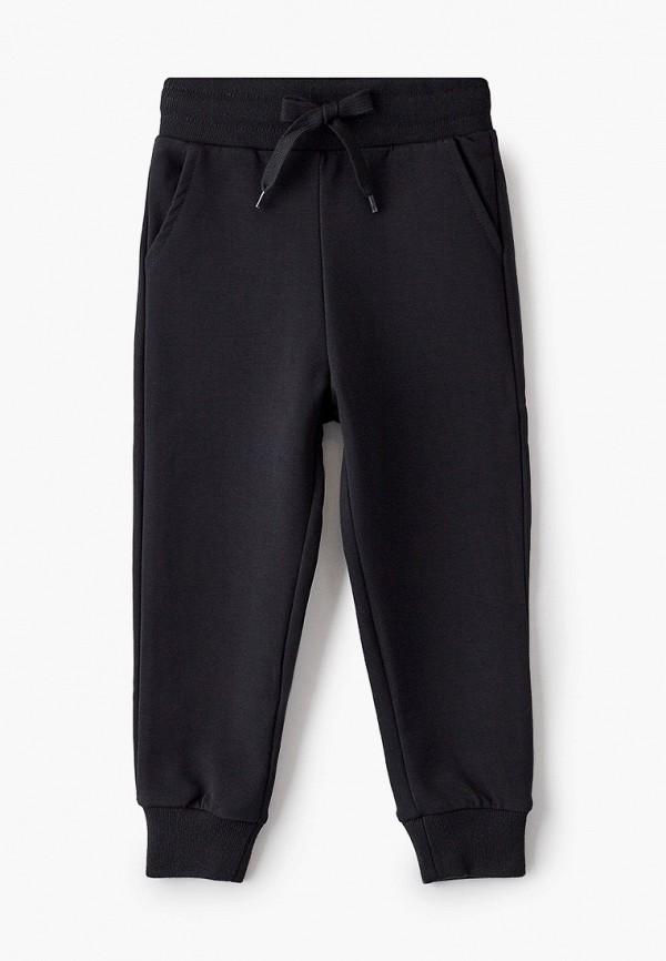 спортивные брюки button blue для мальчика, черные