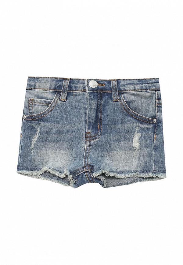 Купить Шорты джинсовые Button Blue, BU019EGAGHH9, голубой, Весна-лето 2018