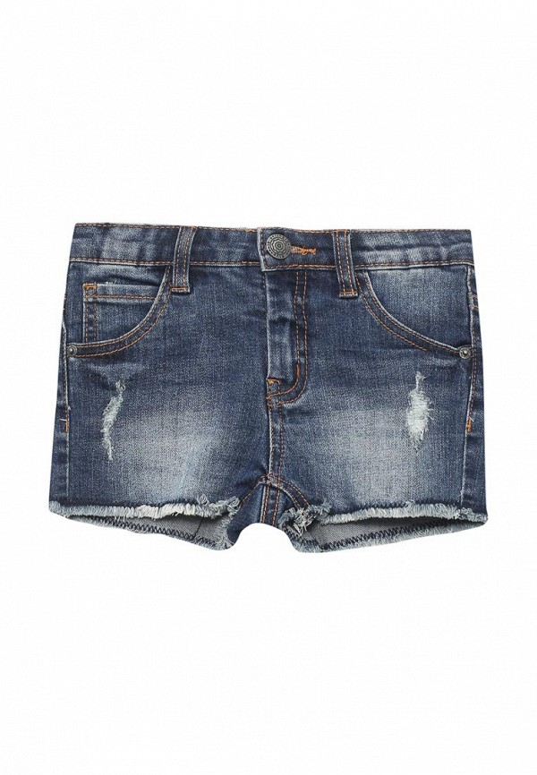 Шорты джинсовые Button Blue Button Blue BU019EGAGHI0 шорты button blue button blue bu019ebaghp0