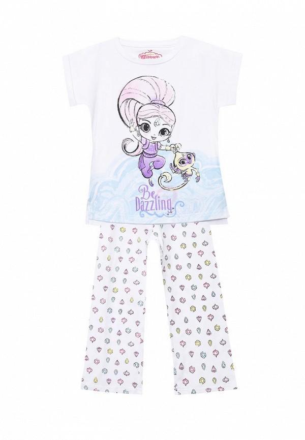 Купить Пижама Button Blue, BU019EGAGHT0, белый, Весна-лето 2018