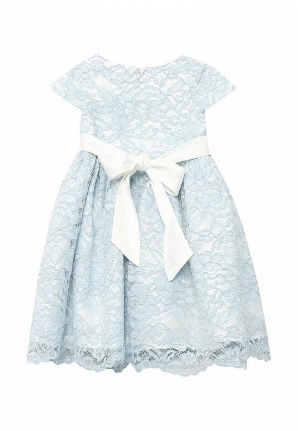Купить Платье Button Blue, BU019EGAXLH3, голубой, Весна-лето 2018