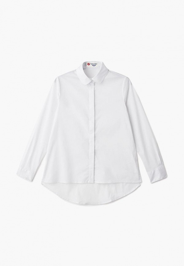 Купить Рубашка Button Blue, bu019egbqet9, белый, Осень-зима 2018/2019