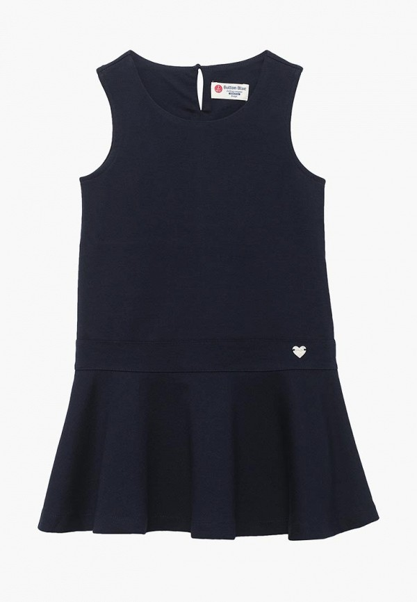 Купить Платье Button Blue, bu019egbqev1, синий, Осень-зима 2018/2019
