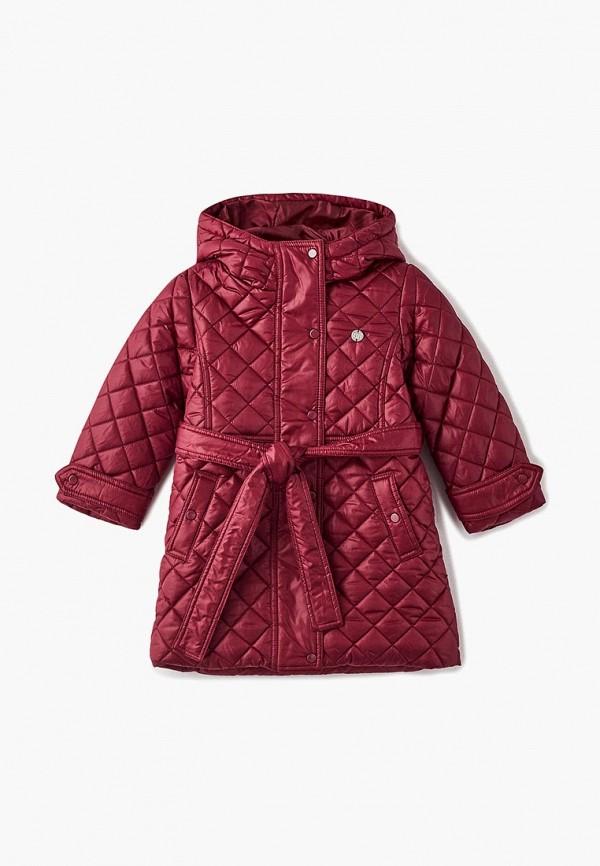 Купить Куртка утепленная Button Blue, BU019EGCRSL6, бордовый, Осень-зима 2018/2019