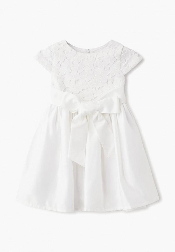 Купить Платье Button Blue, BU019EGCRSO5, белый, Осень-зима 2018/2019