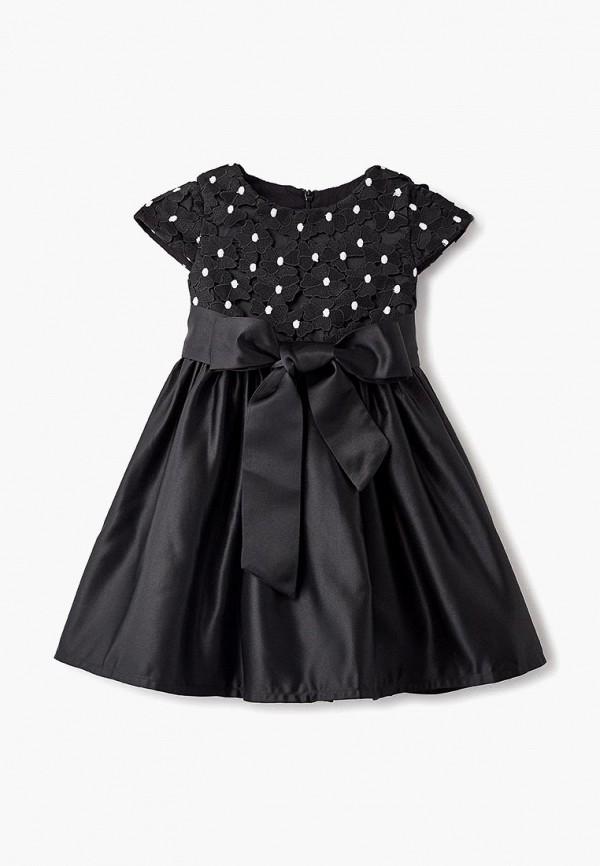 Купить Платье Button Blue, BU019EGCRSO6, черный, Осень-зима 2018/2019