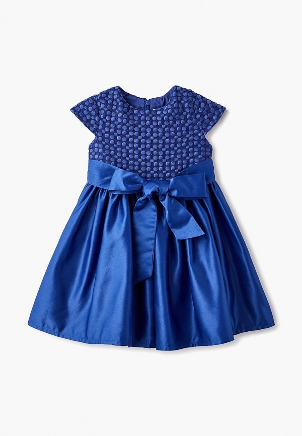 Купить Платье Button Blue, BU019EGCRSO7, синий, Осень-зима 2018/2019