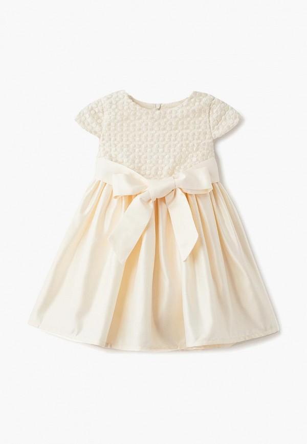 Купить Платье Button Blue, BU019EGCRSO8, бежевый, Осень-зима 2018/2019