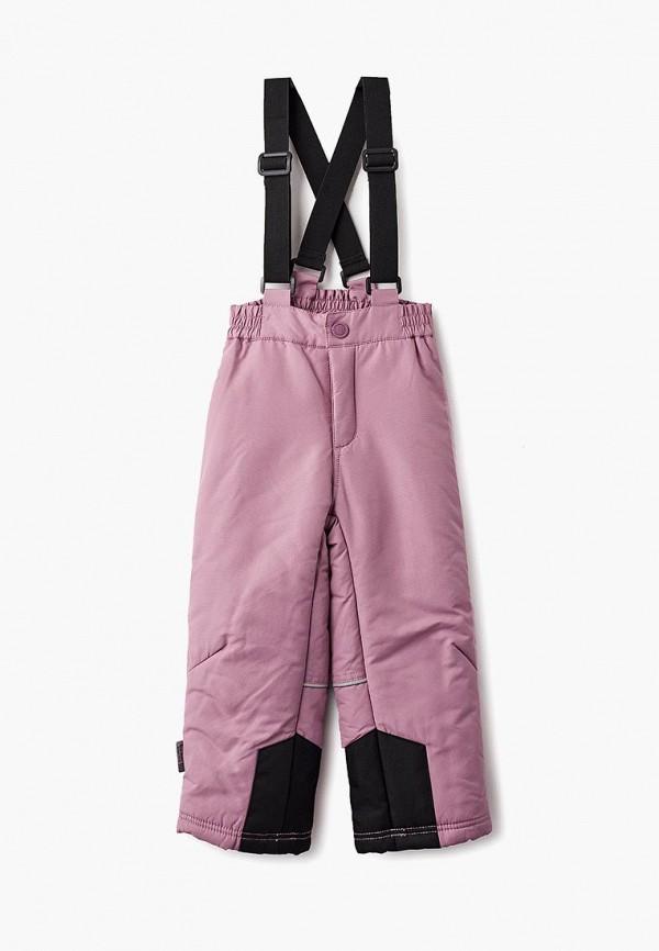 Купить Брюки утепленные Button Blue, BU019EGCRSR3, розовый, Осень-зима 2018/2019
