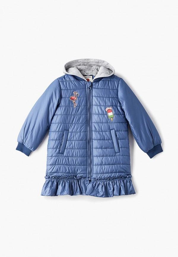 Куртка утепленная Button Blue Button Blue BU019EGECMY5 куртка утепленная button blue button blue bu019ebcrsb4