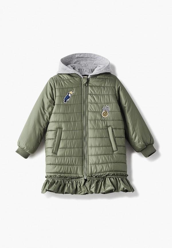 Куртка утепленная Button Blue (119BBGC45014400)