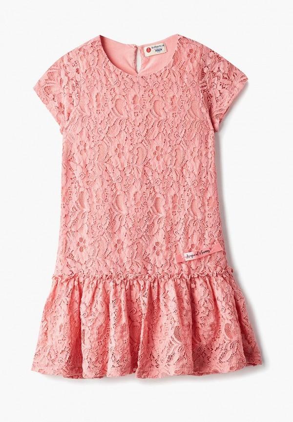 Фото - Платье Button Blue розового цвета