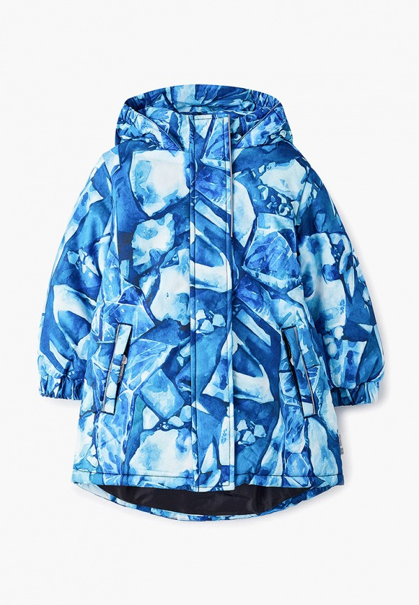 Фото - Куртка утепленная Button Blue Button Blue BU019EGFSMH5 куртка женская trussardi цвет темно синий 36s00158 blue night размер l 46 48