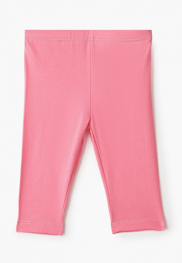 леггинсы button blue для девочки, розовые