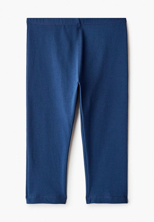 леггинсы button blue для девочки, синие