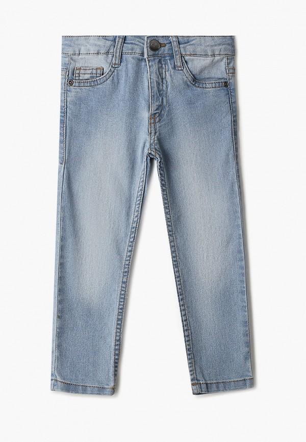 джинсы button blue для девочки, голубые