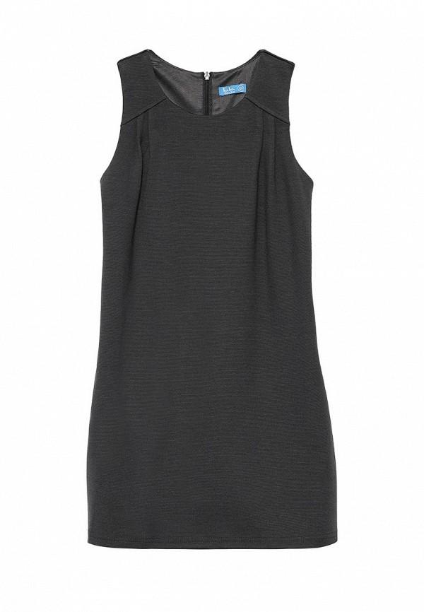 Купить Платье Button Blue, BU019EGJGW84, серый, Осень-зима 2017/2018