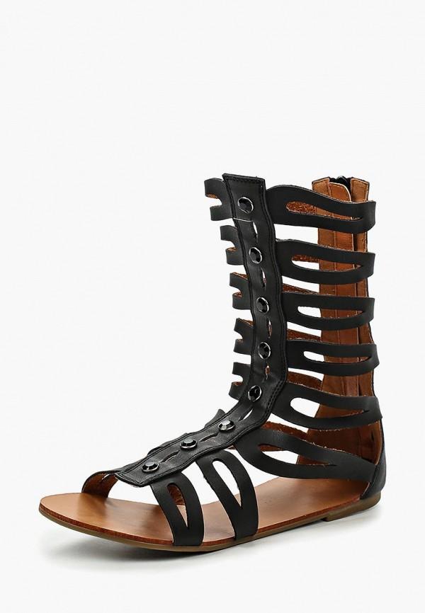 мужские сандалии buonarotti, черные