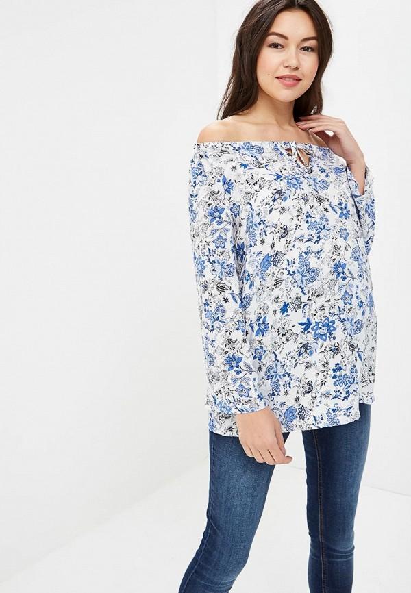 Купить Блуза BuduMamoy, BU022EWAPKK3, голубой, Весна-лето 2018