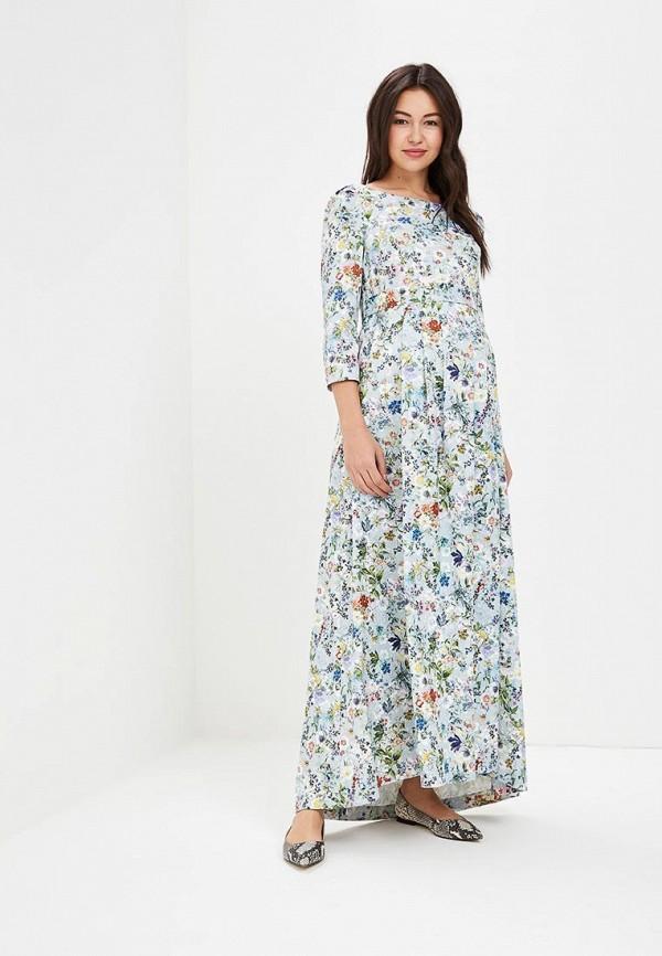 Купить Платье BuduMamoy, BU022EWAPKK4, разноцветный, Весна-лето 2018