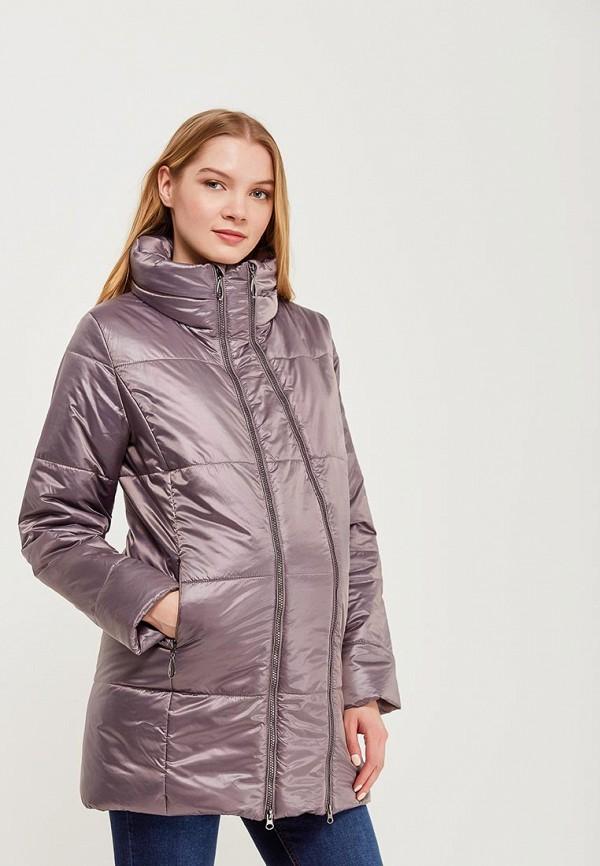 Купить Куртка утепленная BuduMamoy, BU022EWAPKL0, серый, Весна-лето 2018