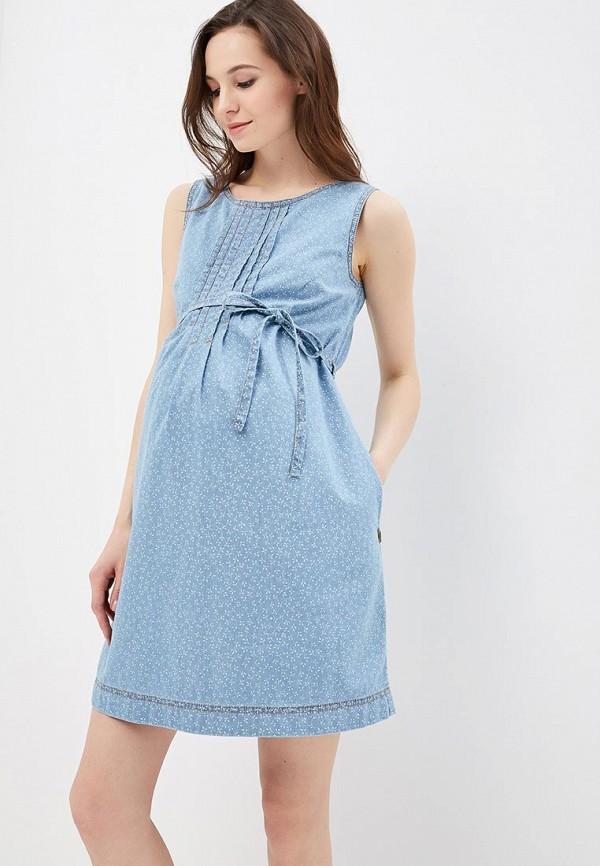 Платье джинсовое BuduMamoy BuduMamoy BU022EWAPKR0