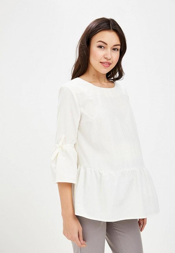 Купить Блуза BuduMamoy, BU022EWAPKT9, бежевый, Весна-лето 2018