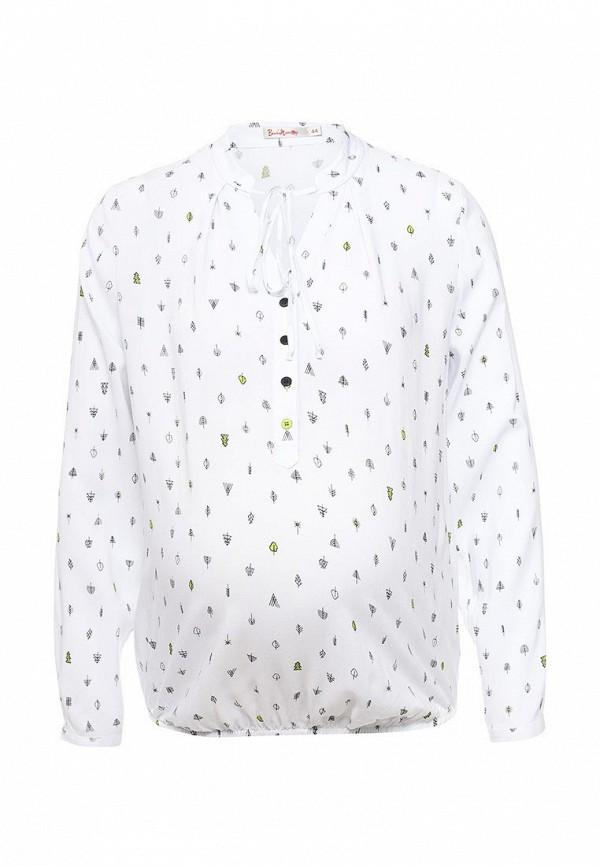 Купить Блуза BuduMamoy, BU022EWRFK27, белый, Весна-лето 2017