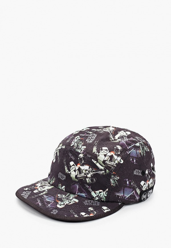 кепка buff для мальчика, черная