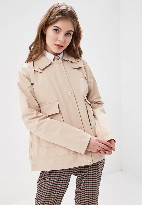 женская куртка bulmer, бежевая