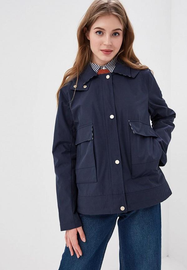 женская куртка bulmer, синяя