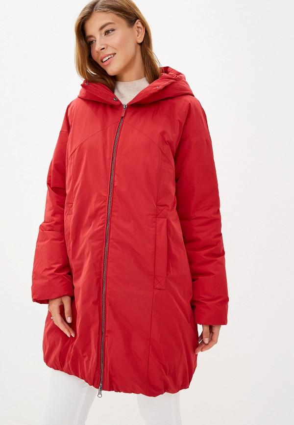 женская куртка bulmer, красная
