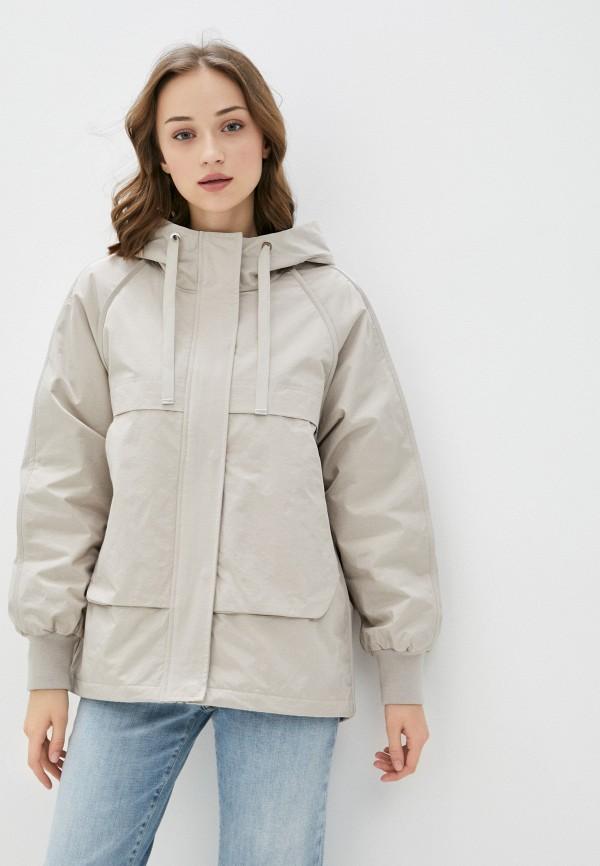 женская легкие куртка bulmer, бежевая
