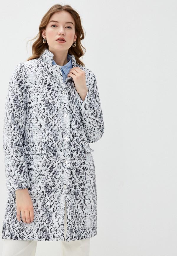 женская утепленные куртка bulmer, белая