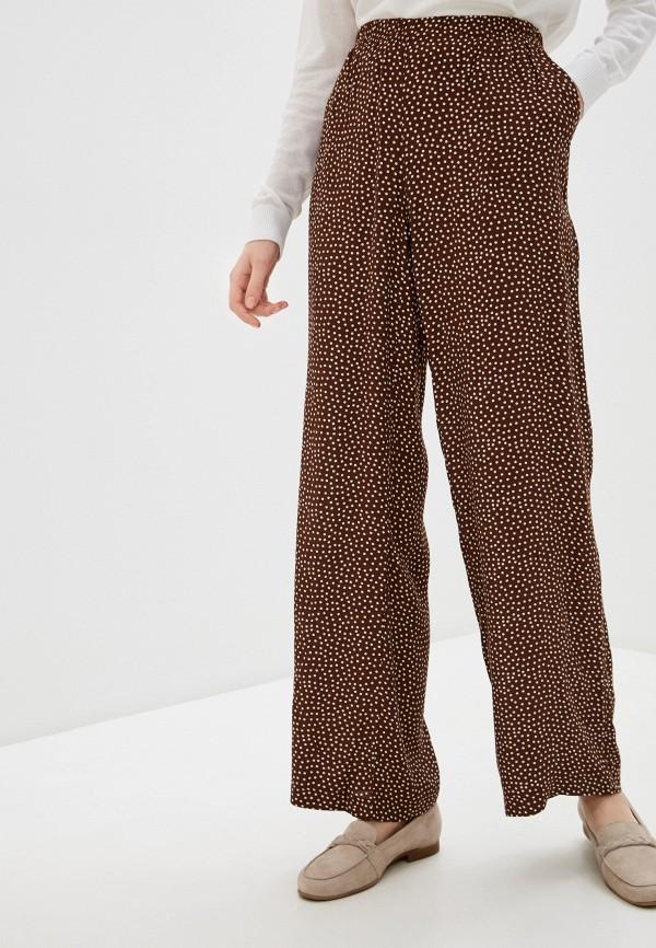 женские повседневные брюки bulmer, коричневые