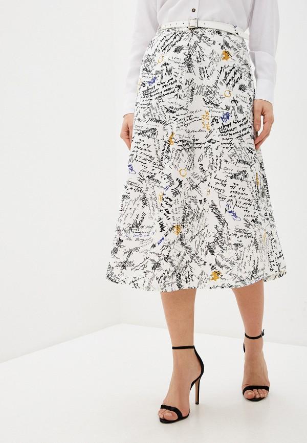 женская юбка bulmer, белая