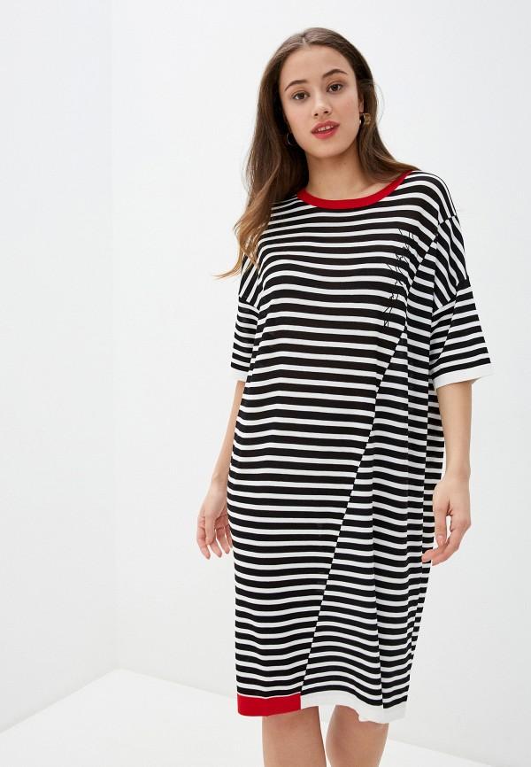 женское повседневные платье bulmer, черное